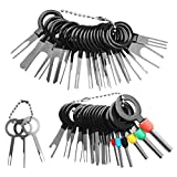 Crazepony-UK Entriegelungswerkzeug Terminal Removal Tool Kit for Car, 41 Pieces Wire Connector Pin...