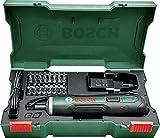 Bosch Akku Schrauber Push Drive (1.5Ah, 3.6 Volt, Leerlaufdrehzahl 360 min-1, in Aufbewahrungsbox)