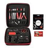 Coil Master DIYV3 Wickelzubehör-Set, V3 Werkzeug-Set mit Wickelhilfe (V4)/521 Tab...