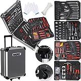 Masko 849 Werkzeugkoffer Werkzeugkasten Werkzeugkiste Werkzeug Trolley  Profi  849 Teile...