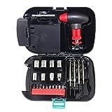 didatecar LED Taschenlampe, Werkzeugkoffer LED Taschenlampen Taschenlampen Werkzeugkasten Set Helles...
