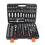 Jiaming Werkzeug-Set, 171-teiliges kleines Werkzeug-Set, tragbares Mini-Werkzeug-Set,...
