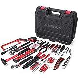 Haushalt Werkzeugkoffer, Meterk Haushaltskoffer 170-teilig Werkzeugkasten ideal für den Haushalt...