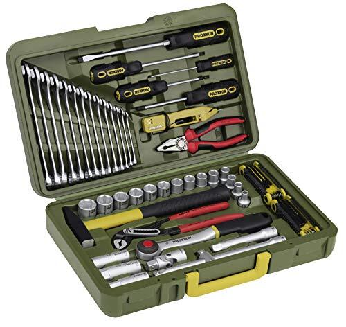 Proxxon 23650 PKW- und Universalwerkzeugkoffer