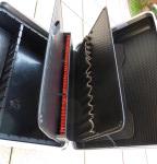 PARAT limited 2014 Werkzeugkoffer - Stechfach, Klemmfach und großer Bodenbereich
